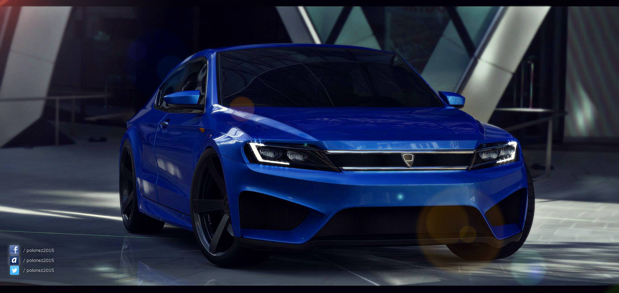 New 2015 Polonez Concept Car Looks Pretty Damn Cool