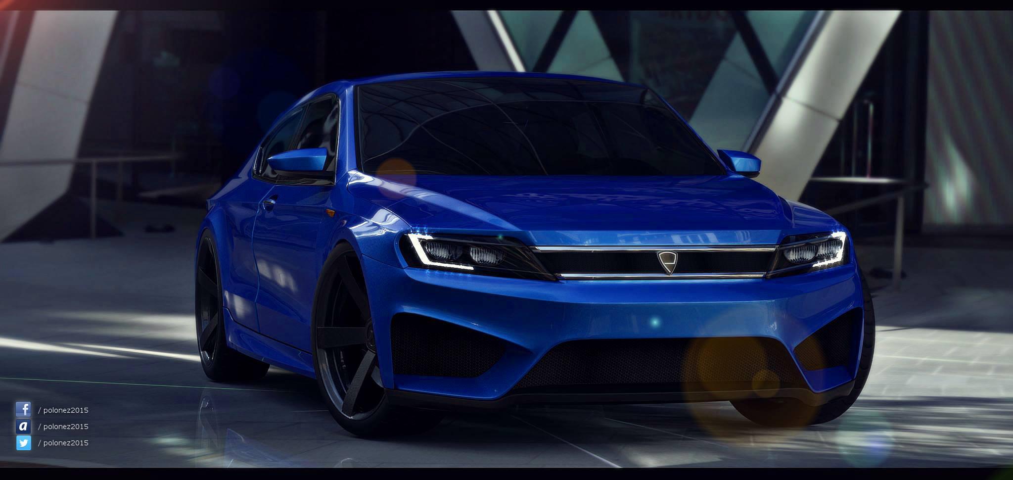New 2015 Polonez Concept Car Looks Pretty Damn Cool