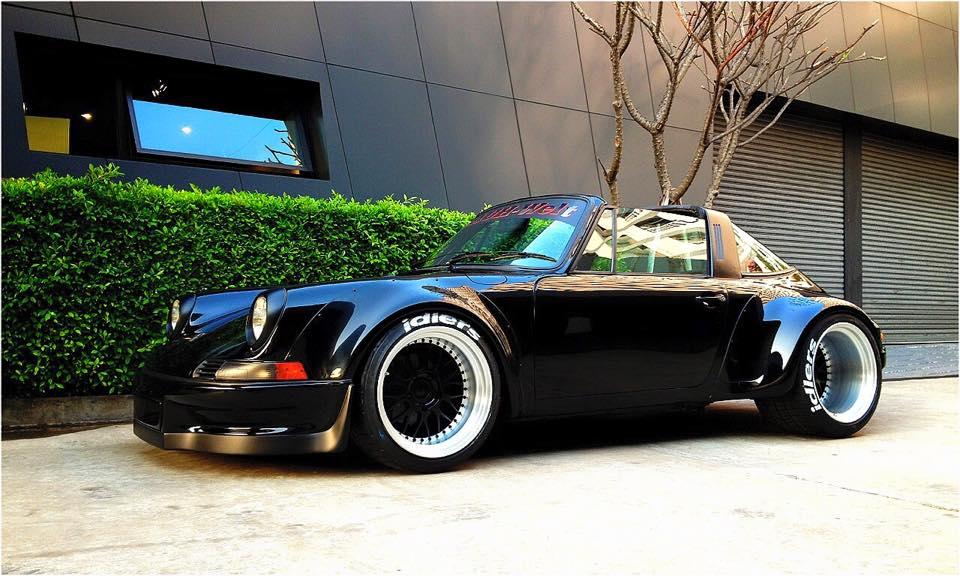 Targa Rwb Walpaper: RWB Porsche Targa