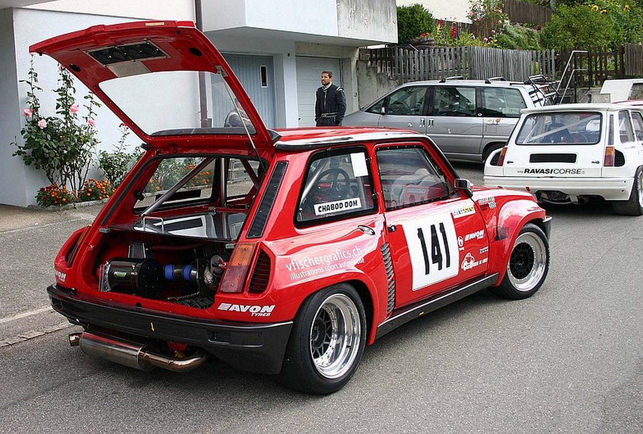 The Mighty Renault R5 Turbo 2