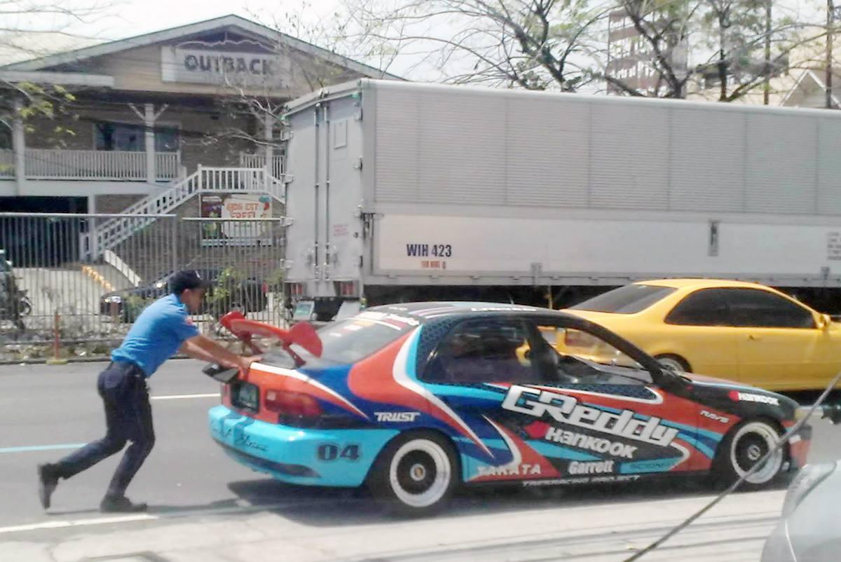 1 Manpower Gt Honda