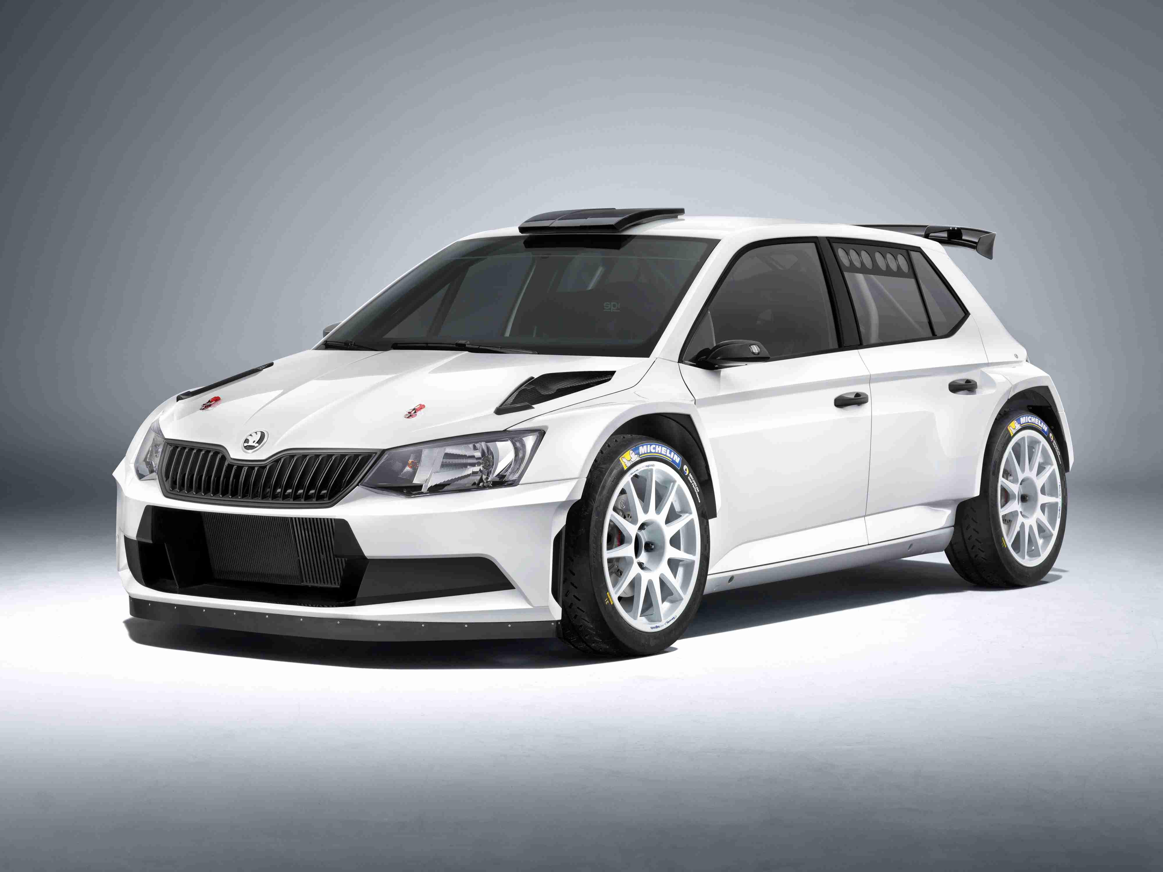 New Skoda Fabia R5 For Rally