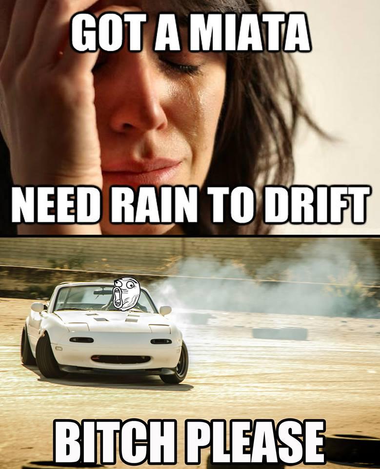 Miata Drift