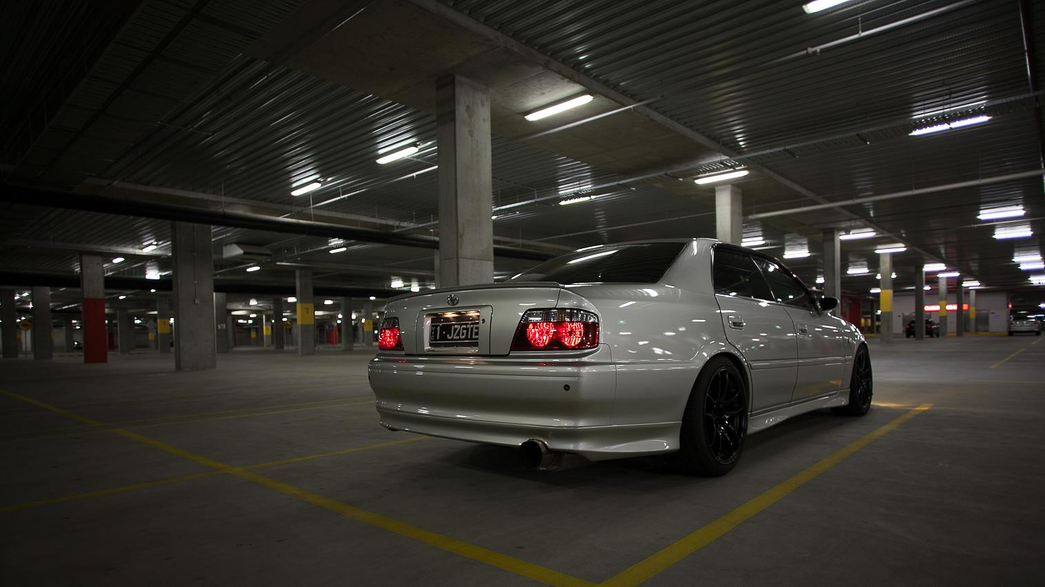 Toyota Chaser JZX100, so clean and much want!