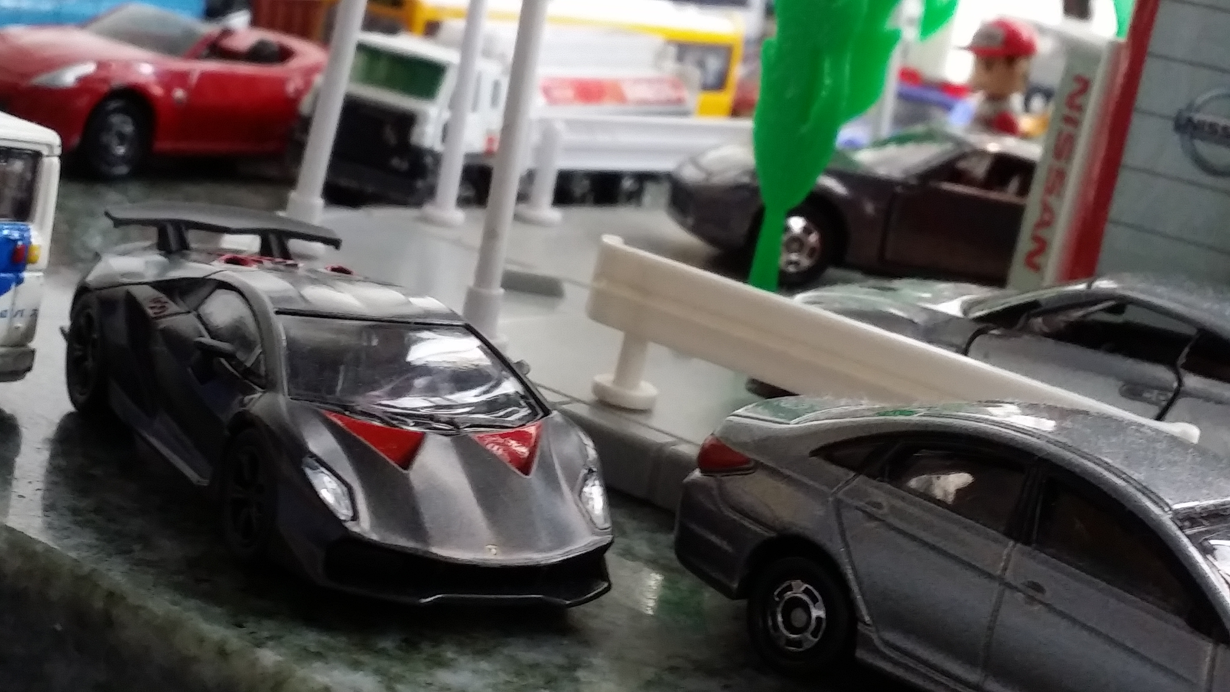 Do You Guys Collect Diecast Cars Here S My Diorama And