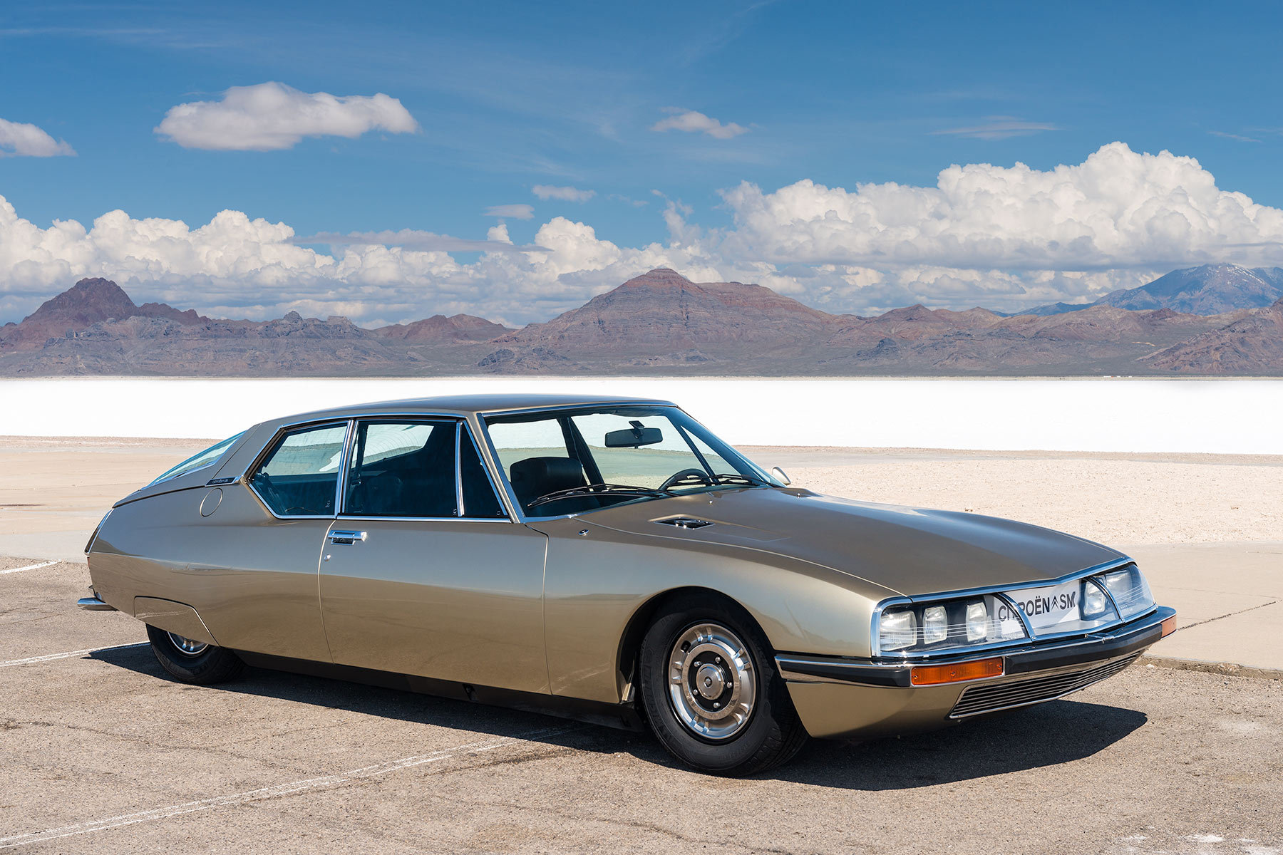 Forgotten Cars Pt 7 Citroen Sm This Sweet Piece Of Fine