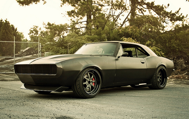 Good Old School Muscle Cars