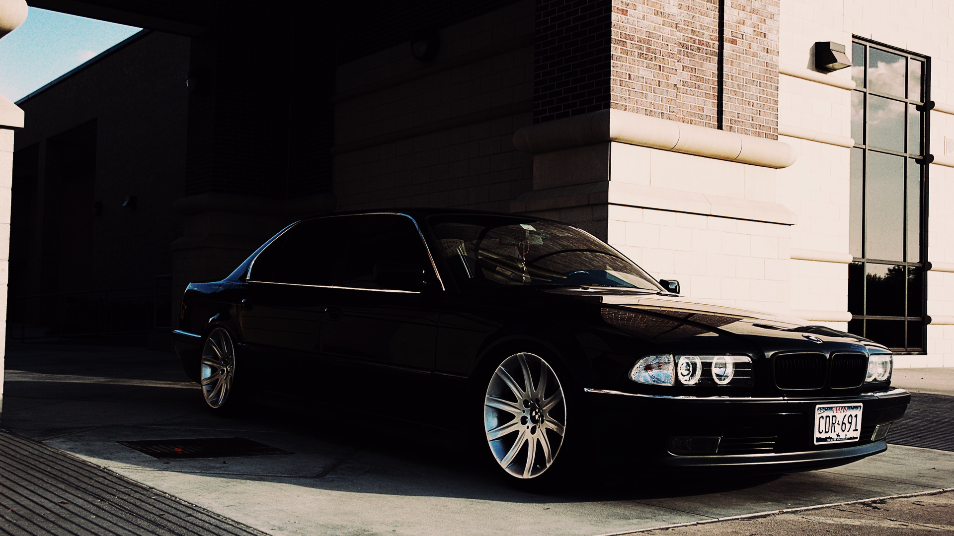What Are Your Thoughts On The E38 Bmw