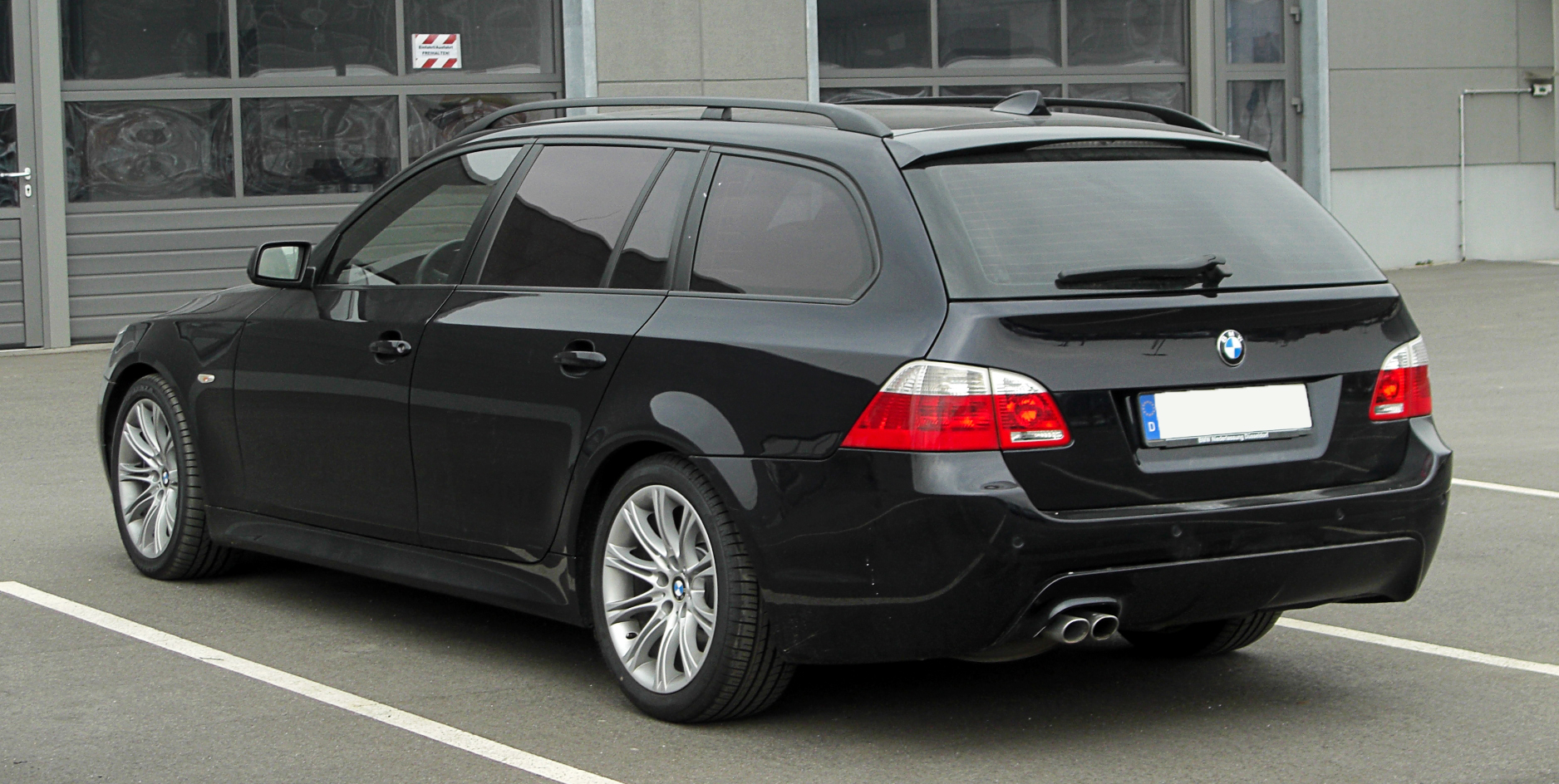 What Do You Guys Think About Bmw E61 Please Comment