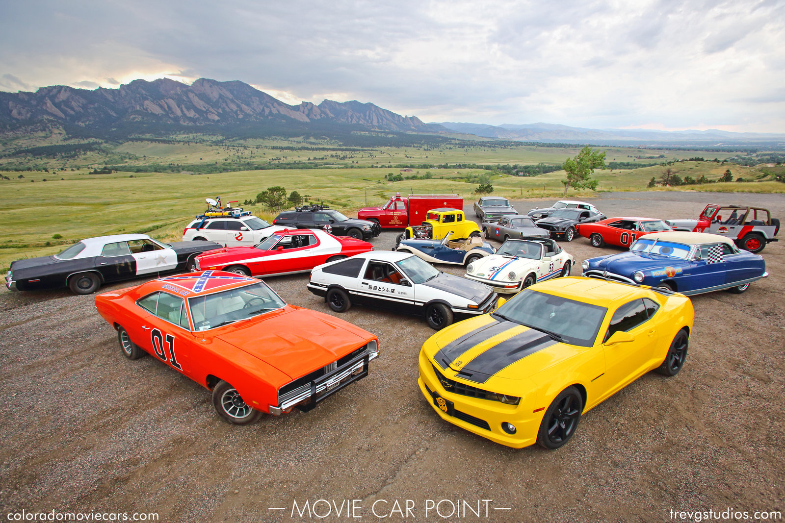 Top 5 Iconic Movie Cars Of All Time! - The Auto Parts Warehouse Blog