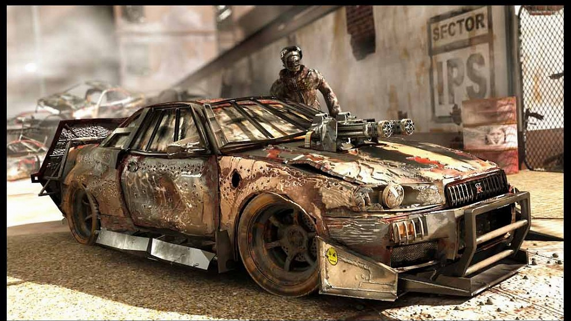 Cars Used In Death Race