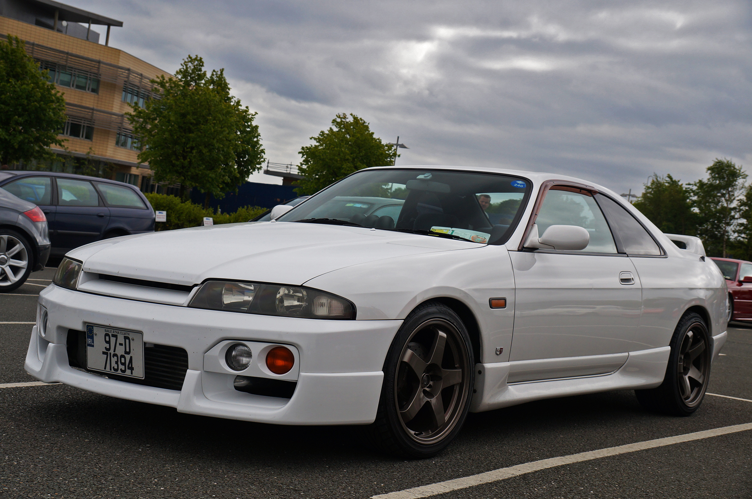 Hi Everybody Simon Here From Ireland With My 1997 Nissan