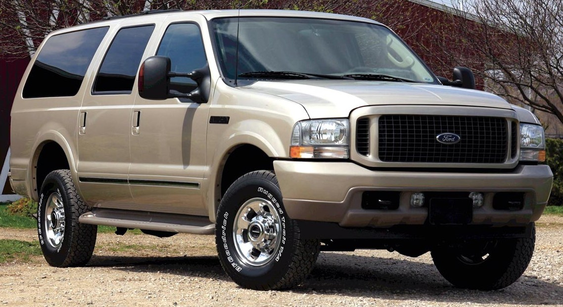 I Drove My First American Car Today Ford Excursion 6 8l