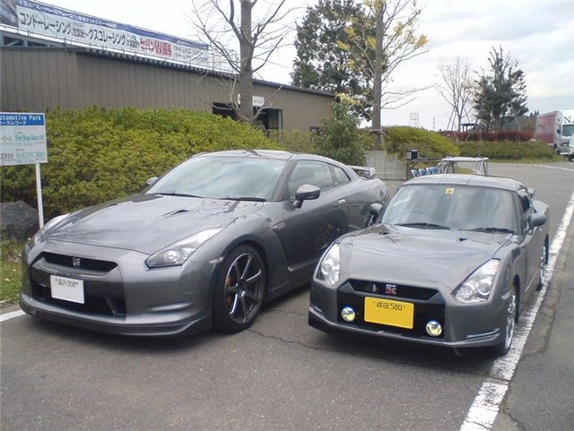 This Is How The Chinese Tried To Copy The Nissan Gt R With Their Gt K