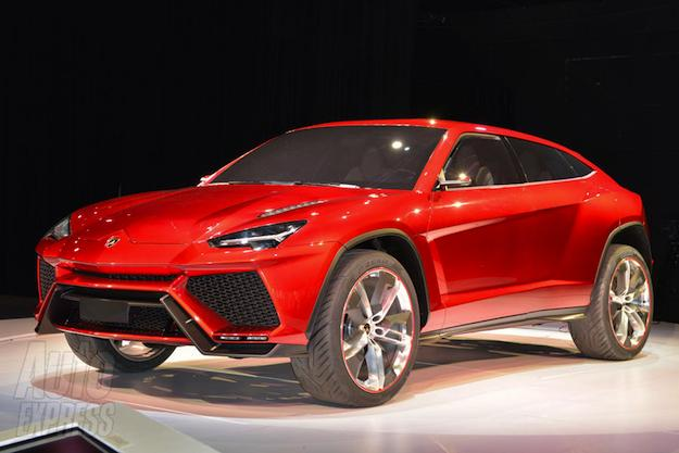 Thoughts On The Lamborghini Urus
