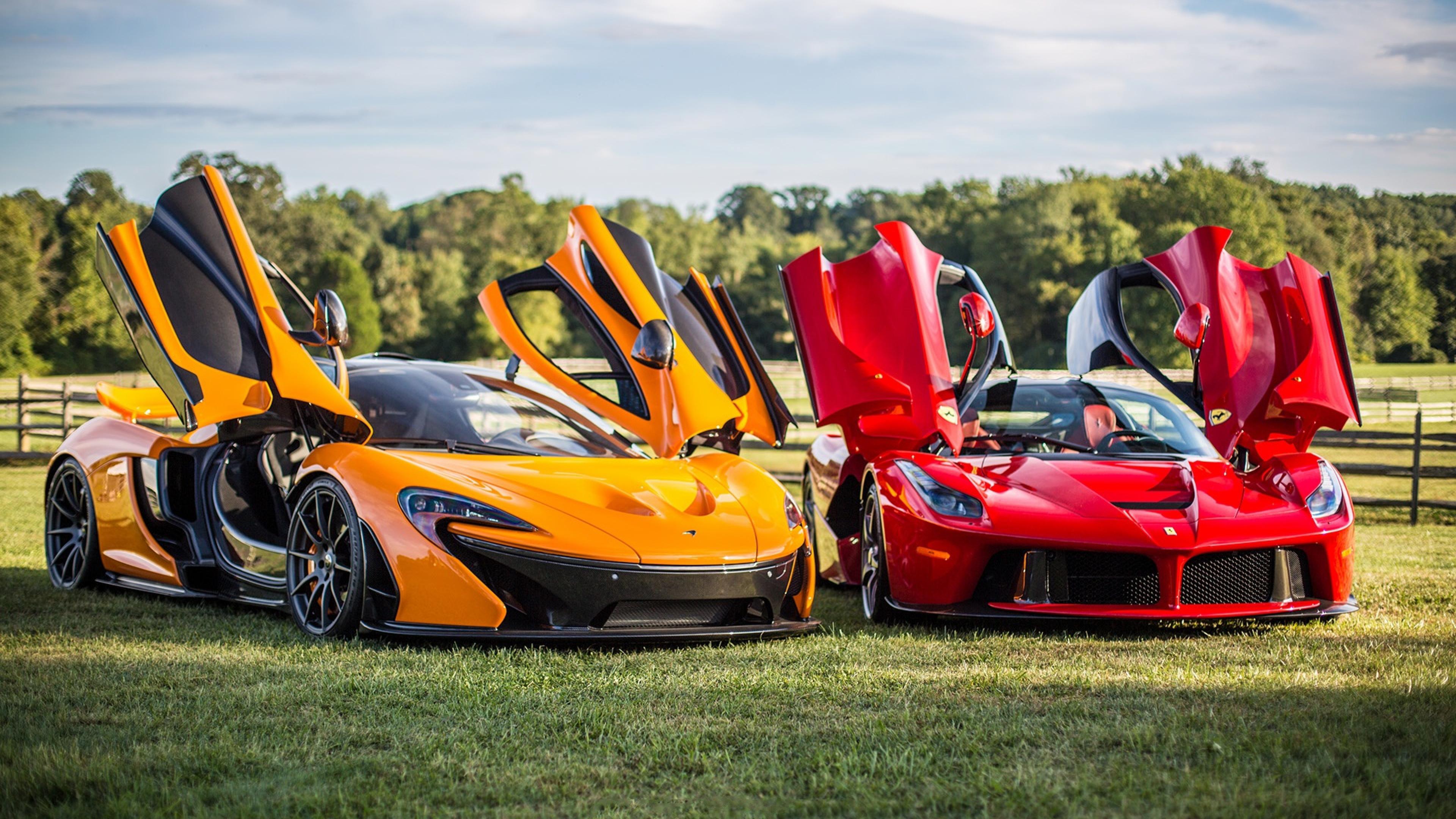 Which One Is Better Mclaren P1 Or Ferrari Laferrari