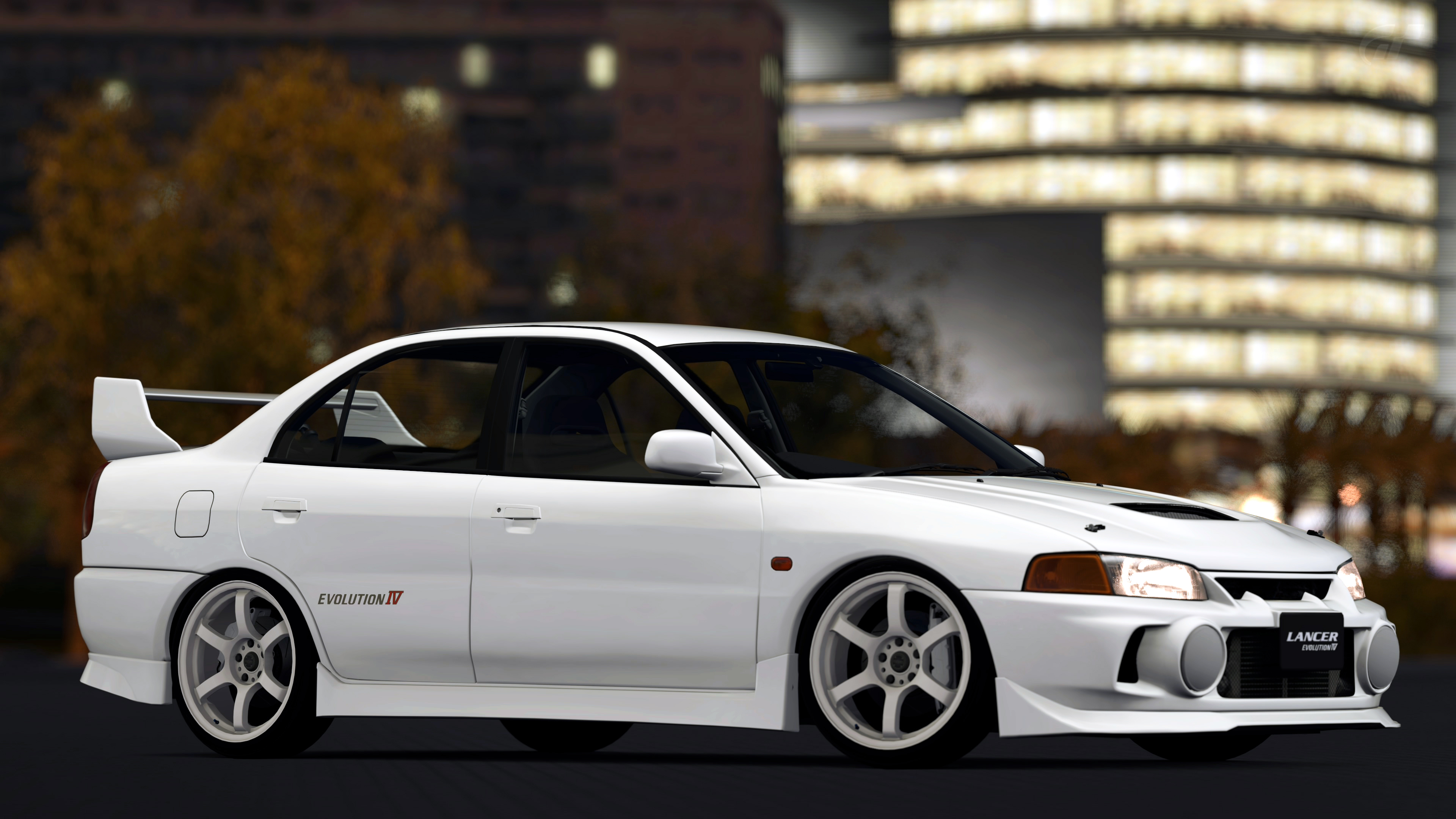 And To Finish Off The Gt Spree An Evo Iv In Gt6