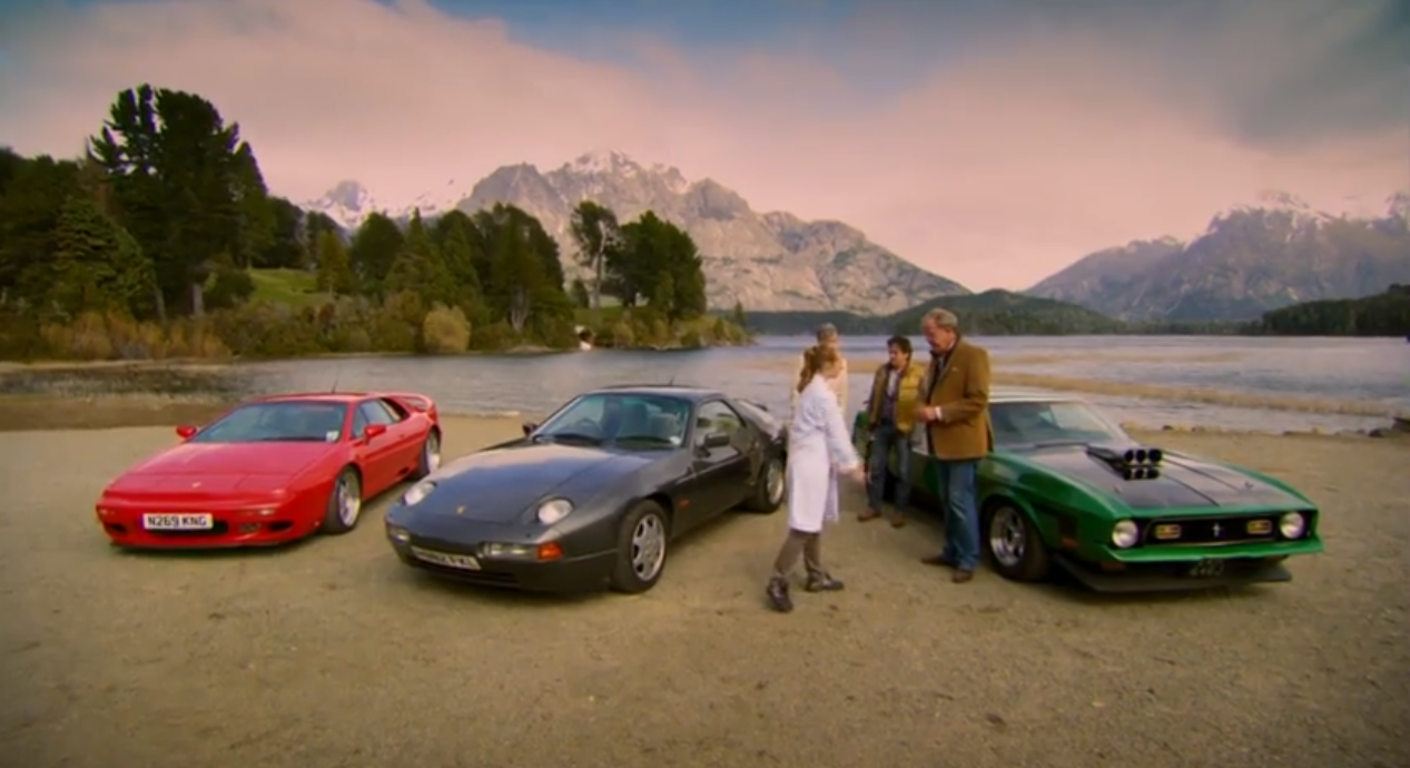 he visto el capitulo de la patagonia de top gear y forocoches. Black Bedroom Furniture Sets. Home Design Ideas