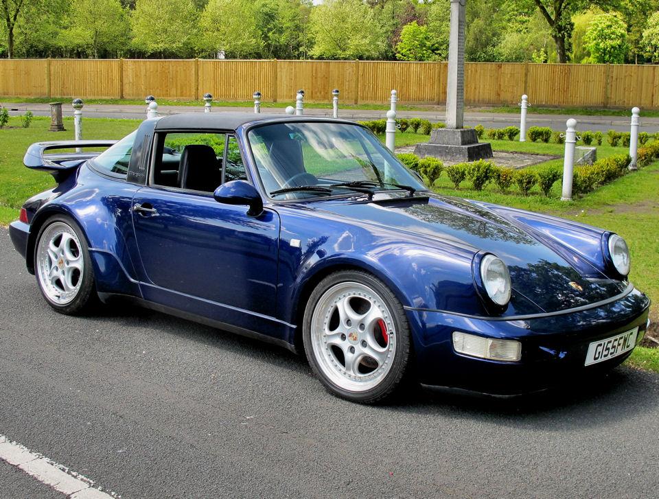 Hey Guys I Found This Porsche 964 Targa For Sale It S