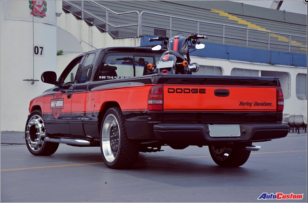 Dodge Dakota Harley Davidson