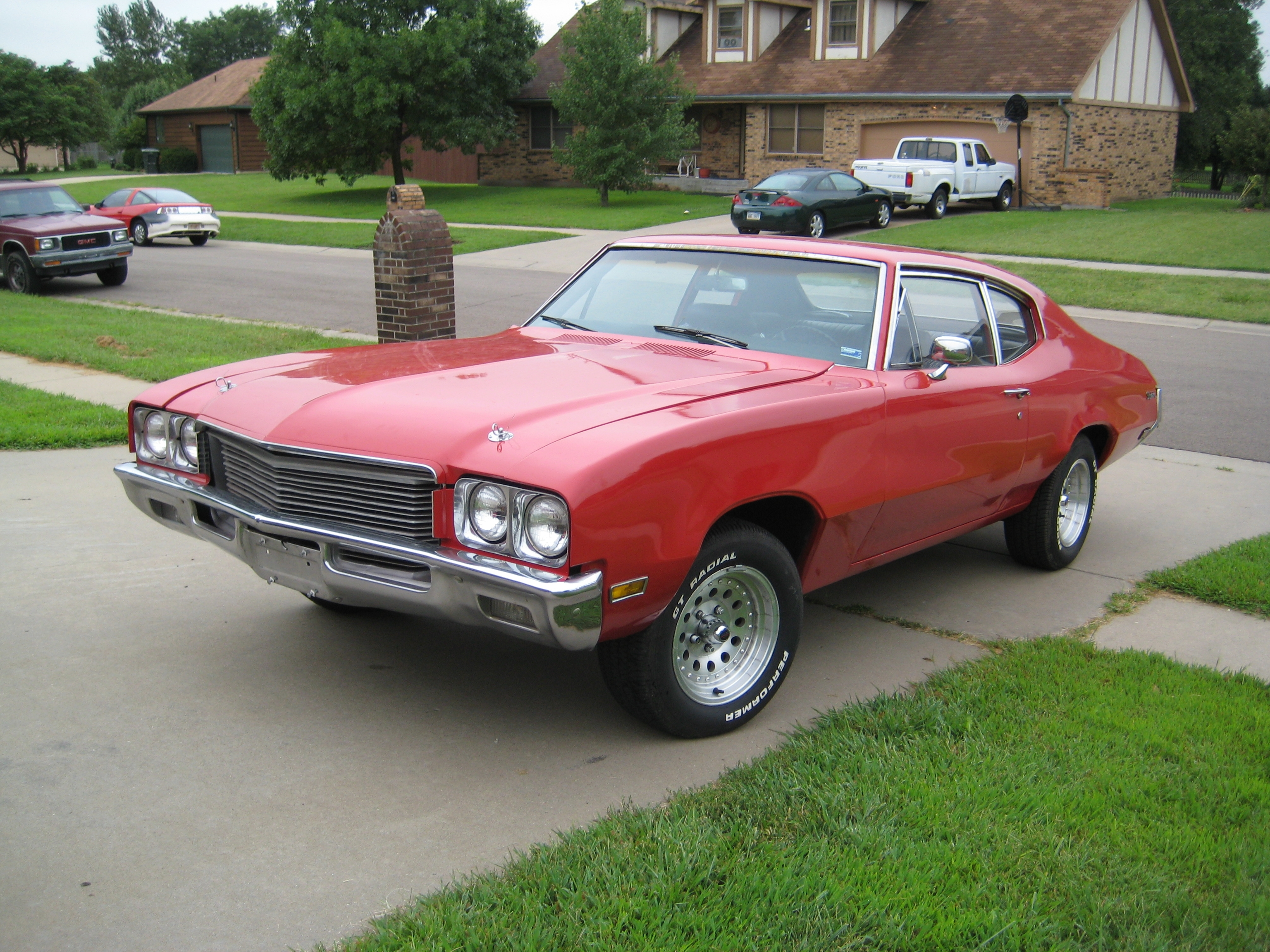 Getting A Buick Skylark 1971 As My First Car Anything I