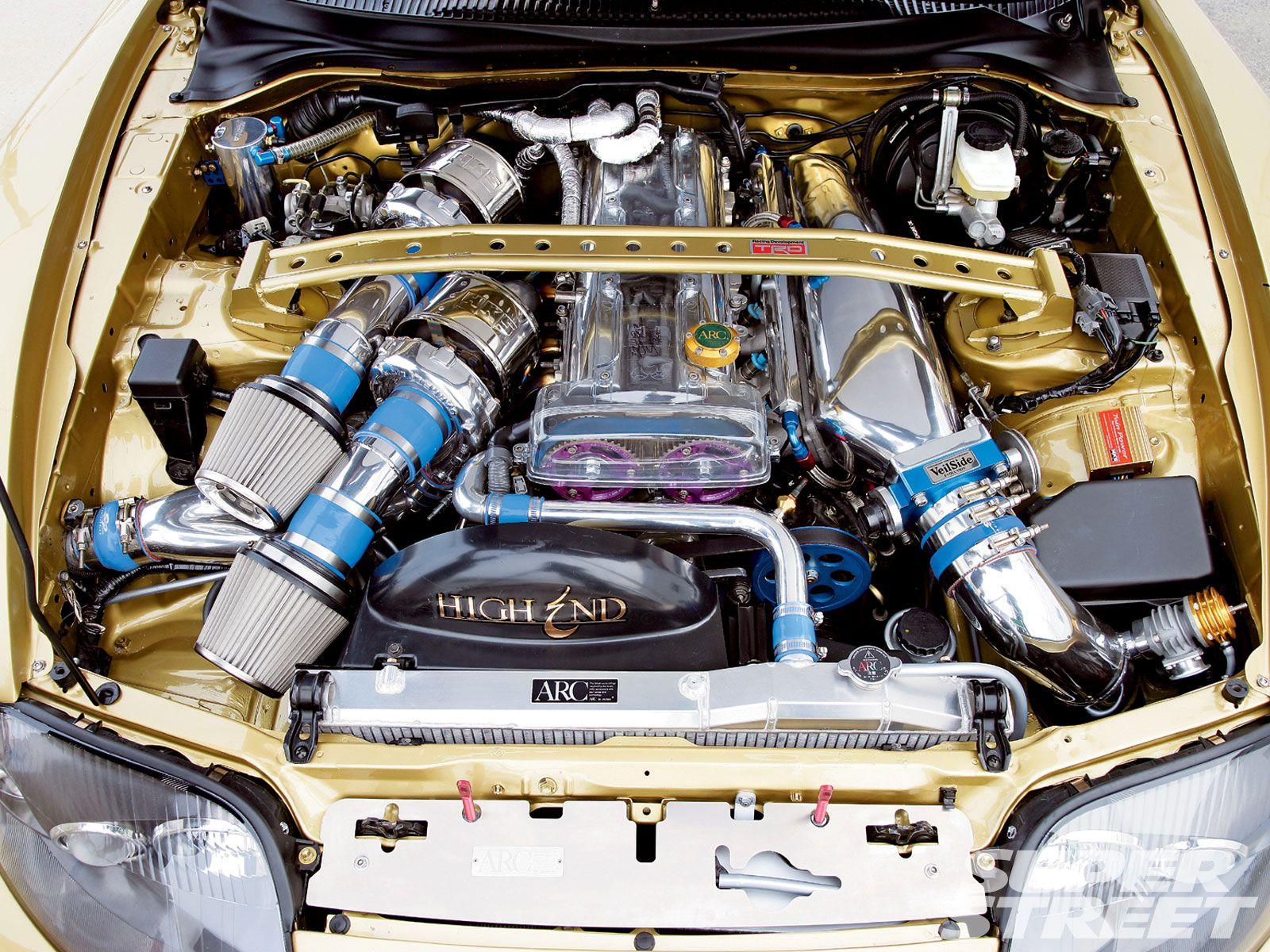 2jz Toyota Supra