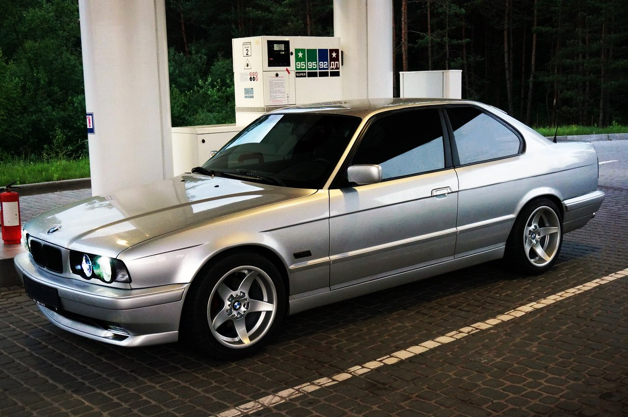 E34 Coupe Anyone I Think It Looks Sorta Cool
