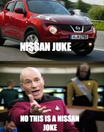 Nissan Joke