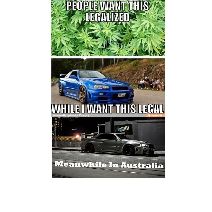 Only In Straya