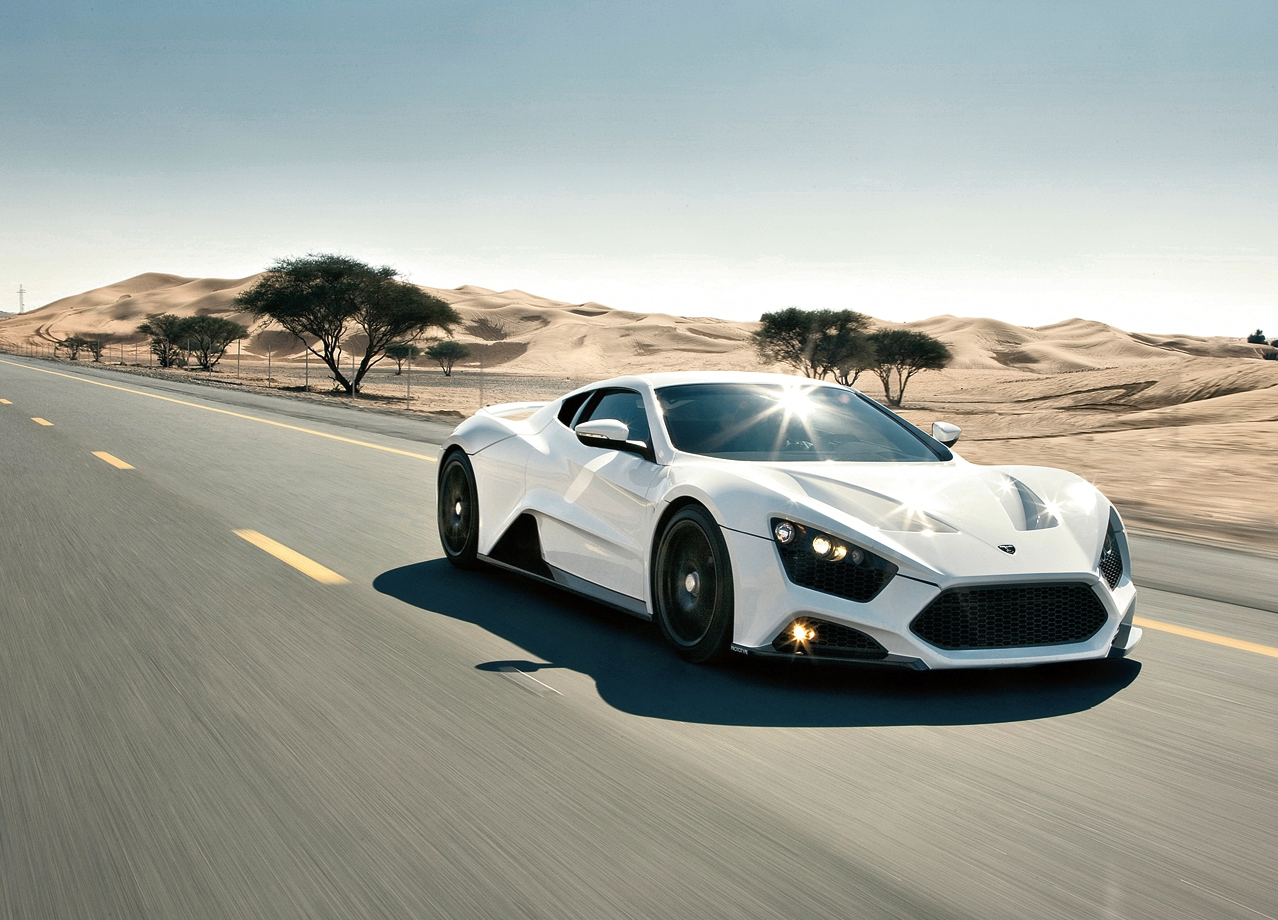 I Don T Care If It Lights On Fire The Zenvo St1 Still Looks Like A Beast Monsta