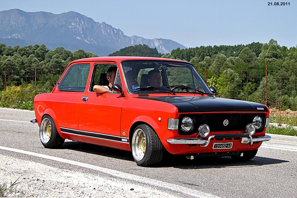 any love for this oldschool tuned fiat 128   euro