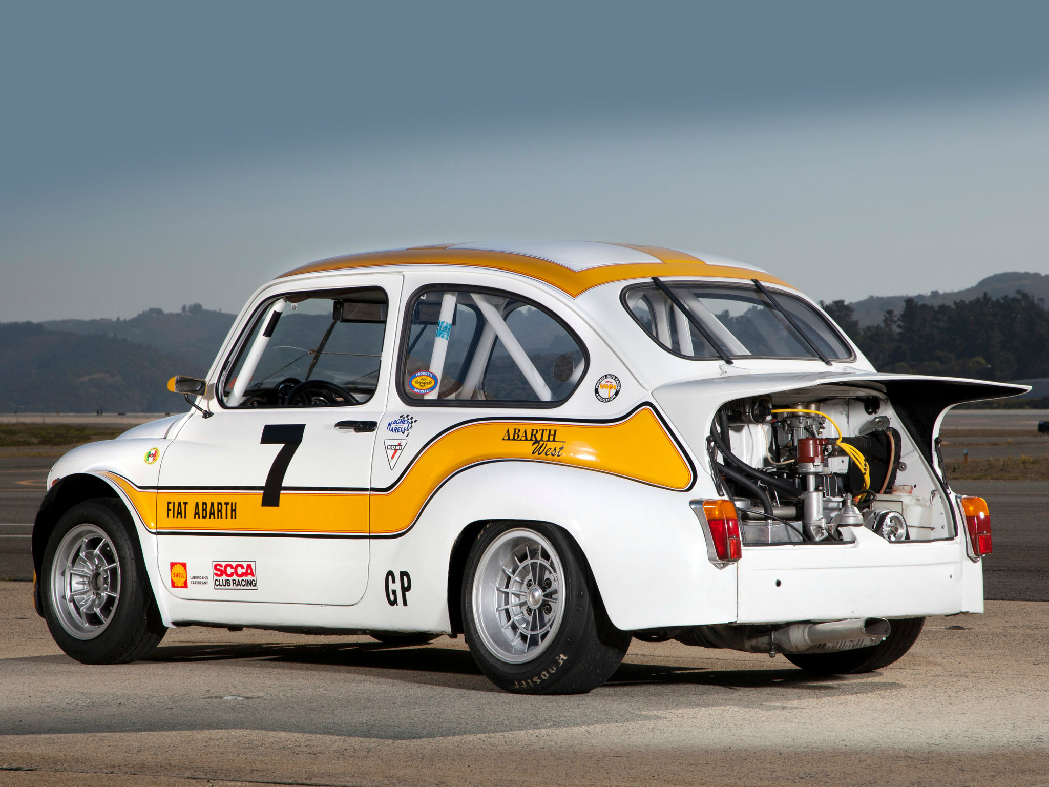 Thanks For The 600 Score Points Therfor A Abarth 1000tc
