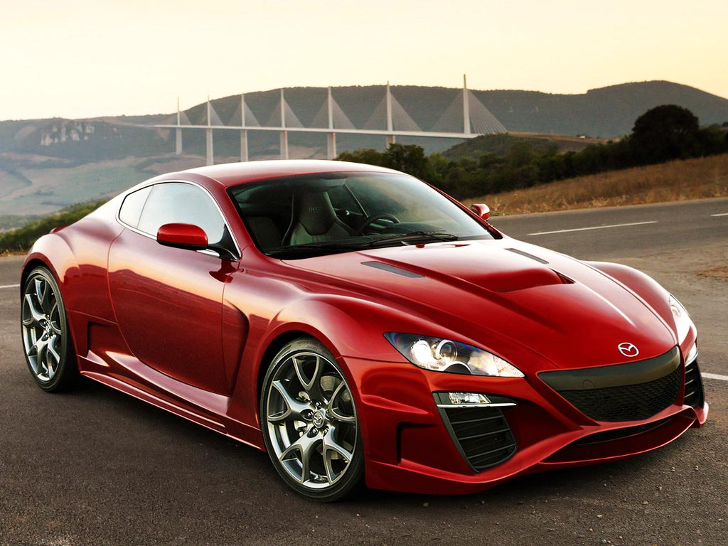 2016 Mazda RX-7 is apparently going to look like this and ...