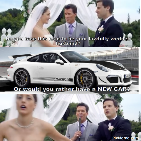 Dating a girl who likes cars