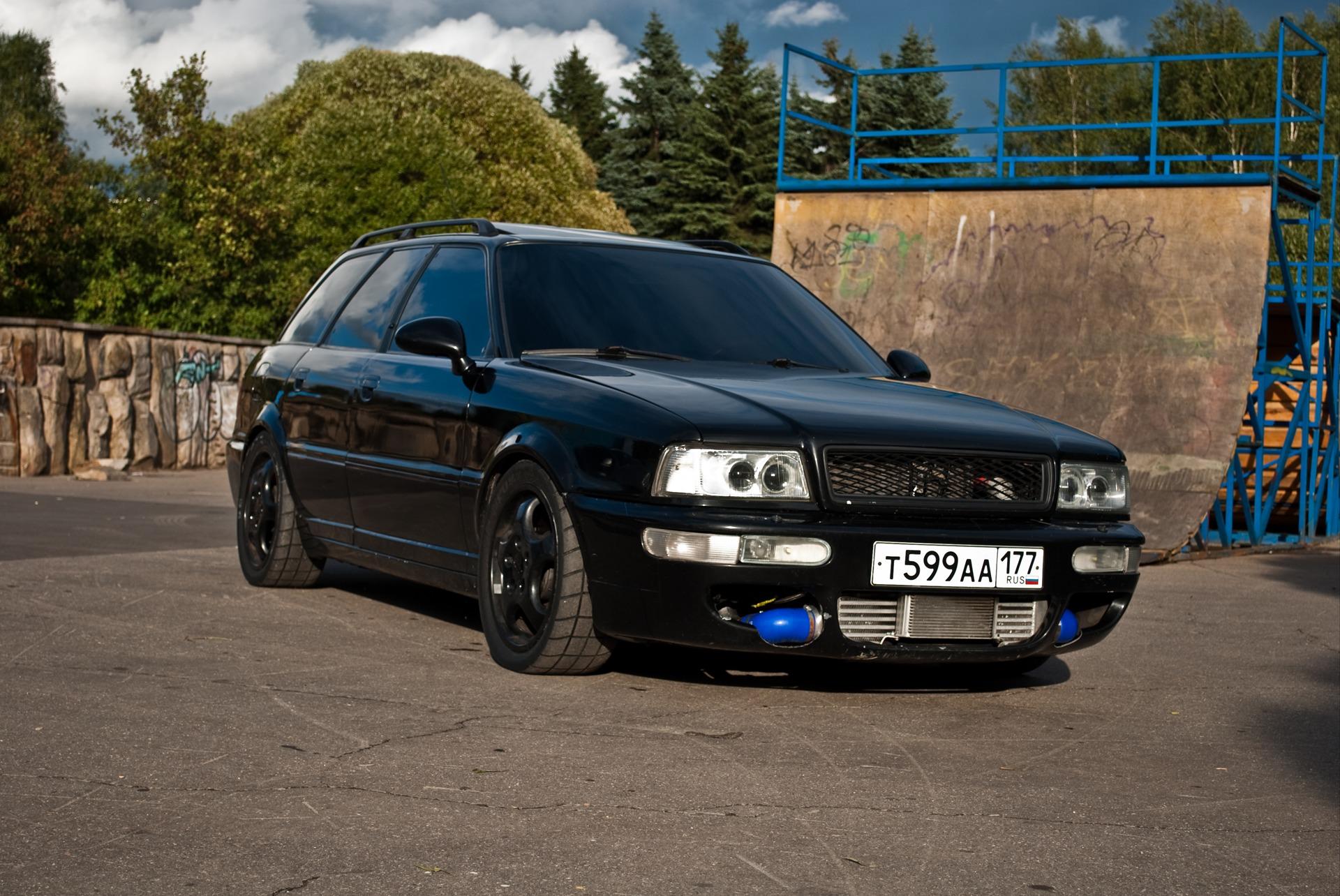Audi RS2 - Euro... Audi Rs2