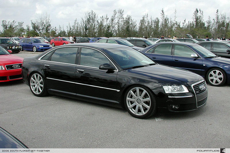 Stick Conversion D3 Audi A8 And Lowered Any Thoughts