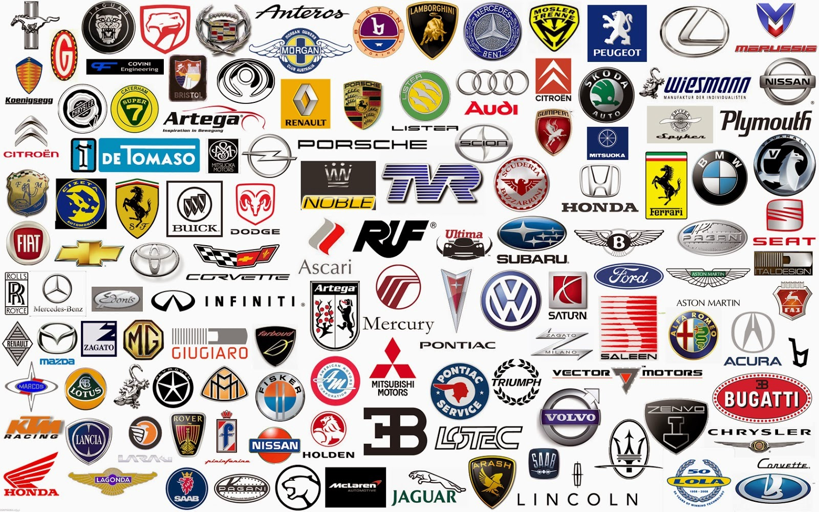 What S Your Favourite Car Manufacturer Logo