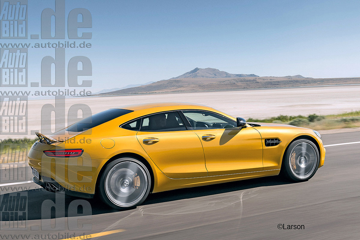 4 Door Amg Gt Your Thoughts