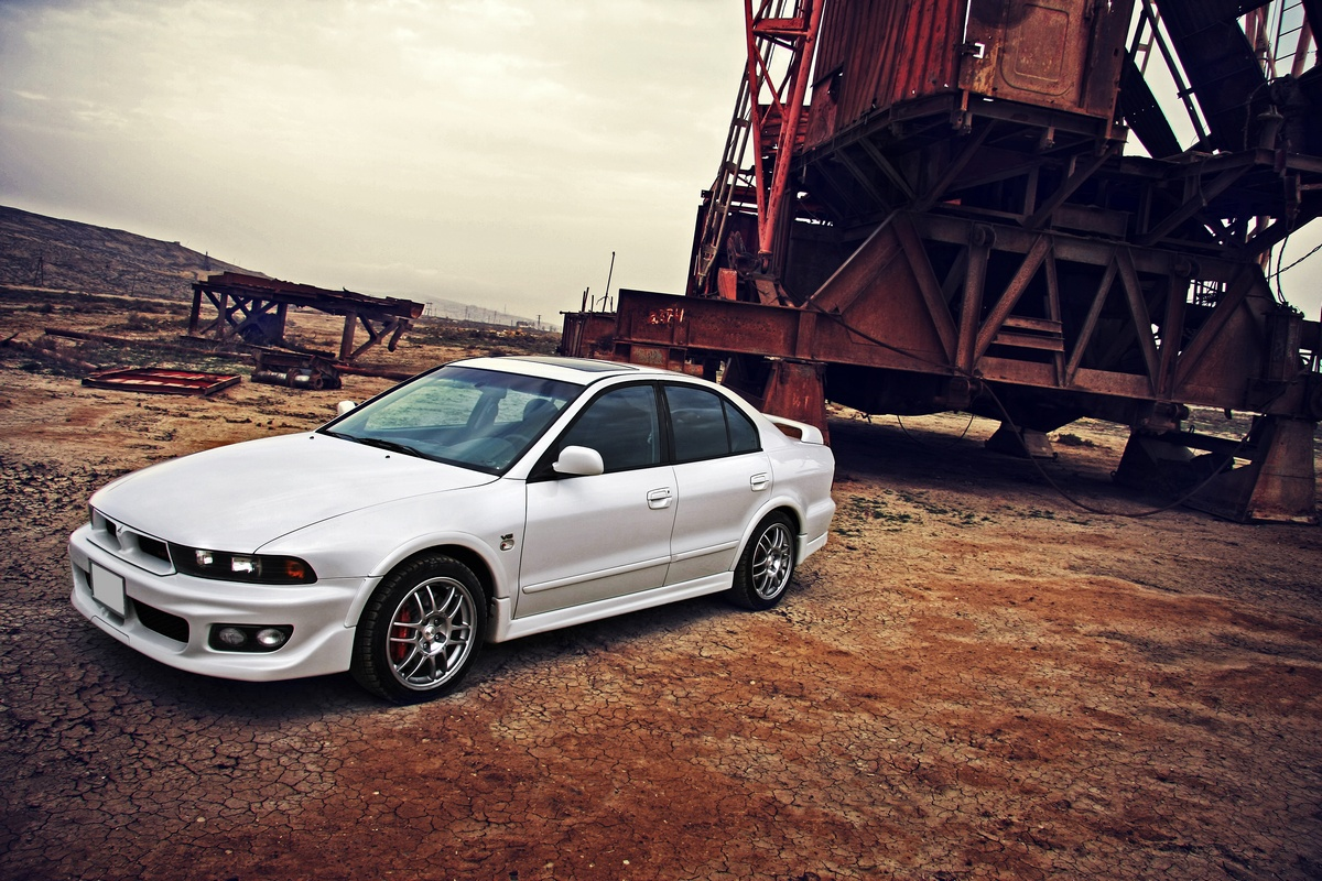 Mitsubishi Galant Vr4 submited images.