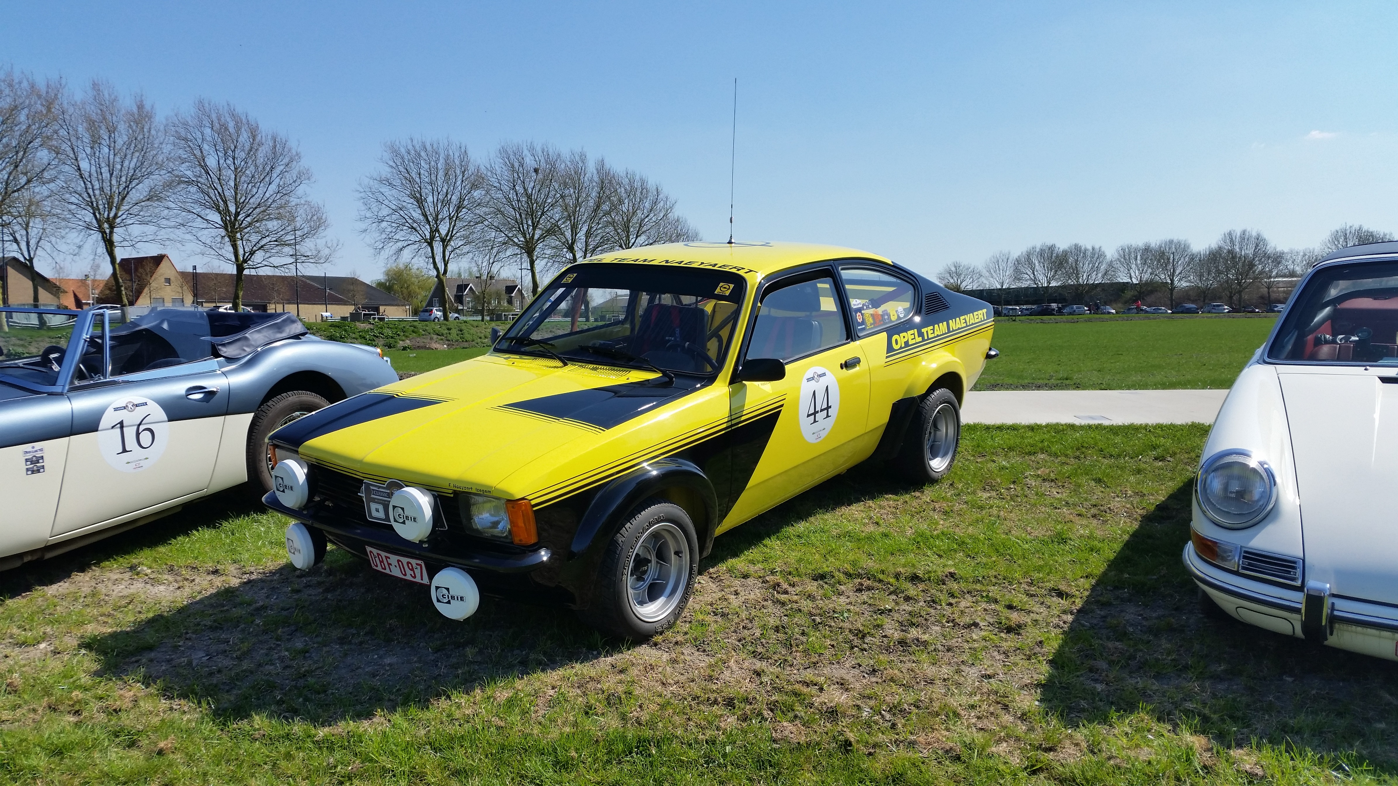 Some Opel Kadett C Love Found This Immaculate Kadett C