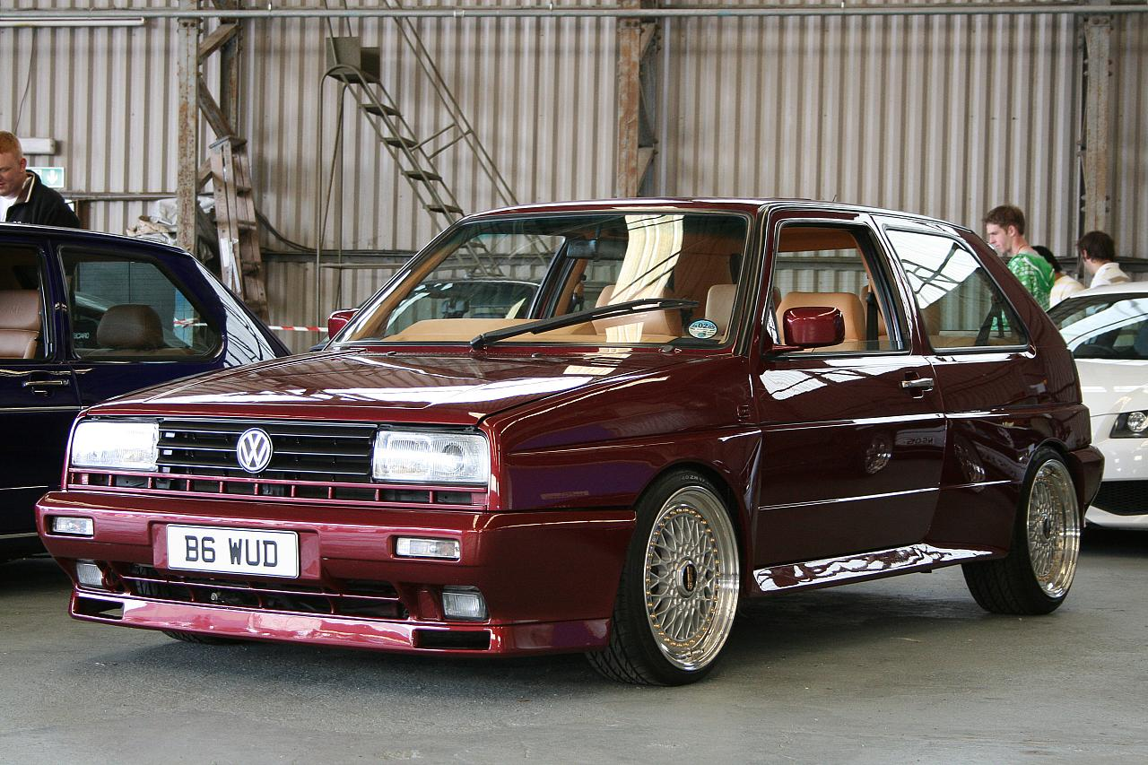 One Of My Dream Cars Vw Golf Rallye