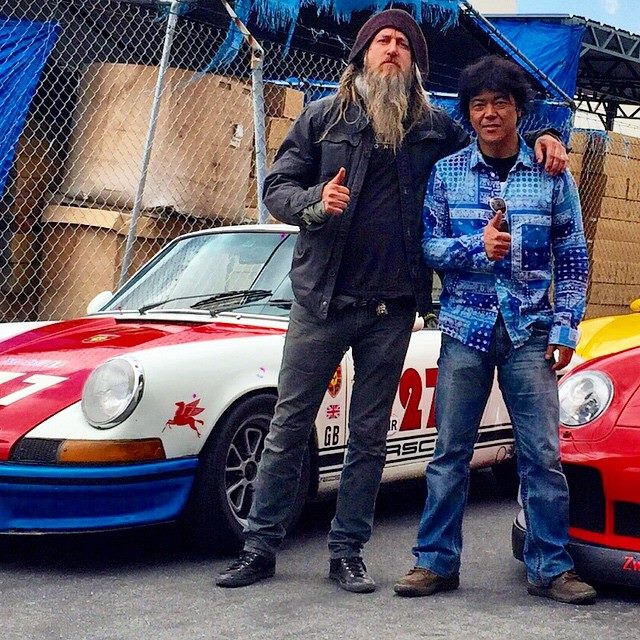 Lamborghini supercars wallpapers pictures photos images - Magnus Walker And Akira Nakai San World Can T Be Better