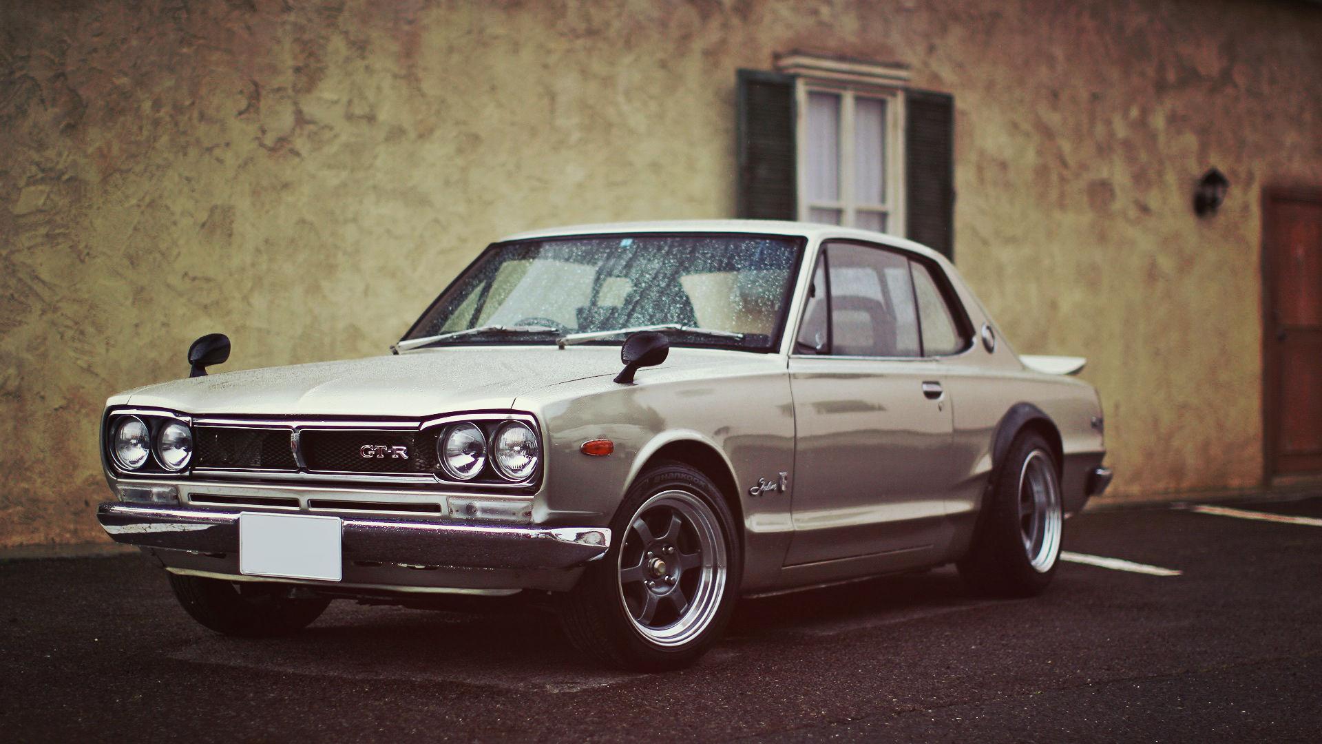 Daily Classic 5 1969 Nissan Skyline 2000gt R