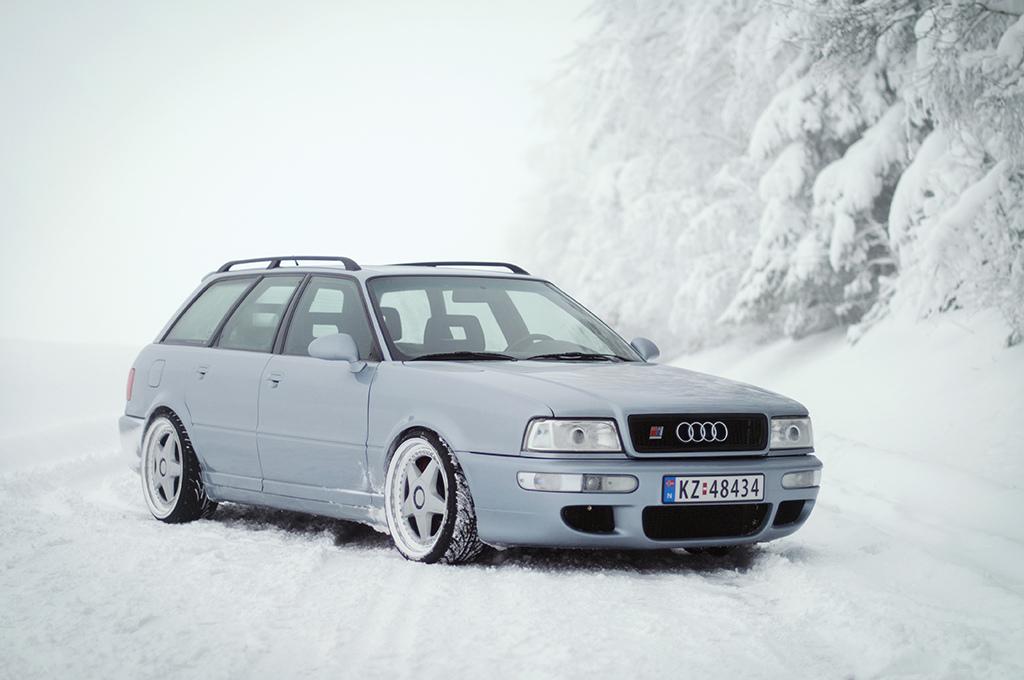 The Audi RS2, o... Audi Rs2