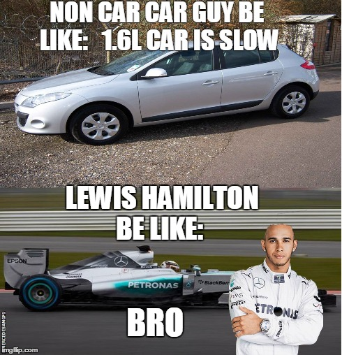 People Who Know About The New F1 Cars Will Understand