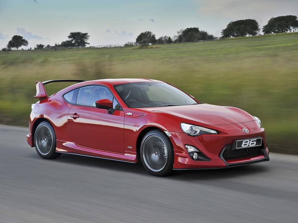Toyota Gt86 Aero Yay Or Nay
