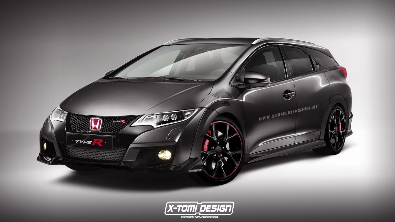 Honda Civic Tourer Type-R
