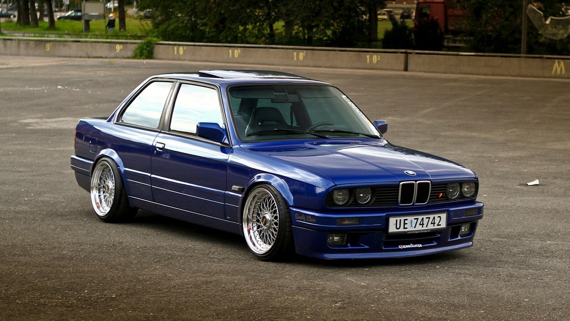 BMW E 30 TURBO