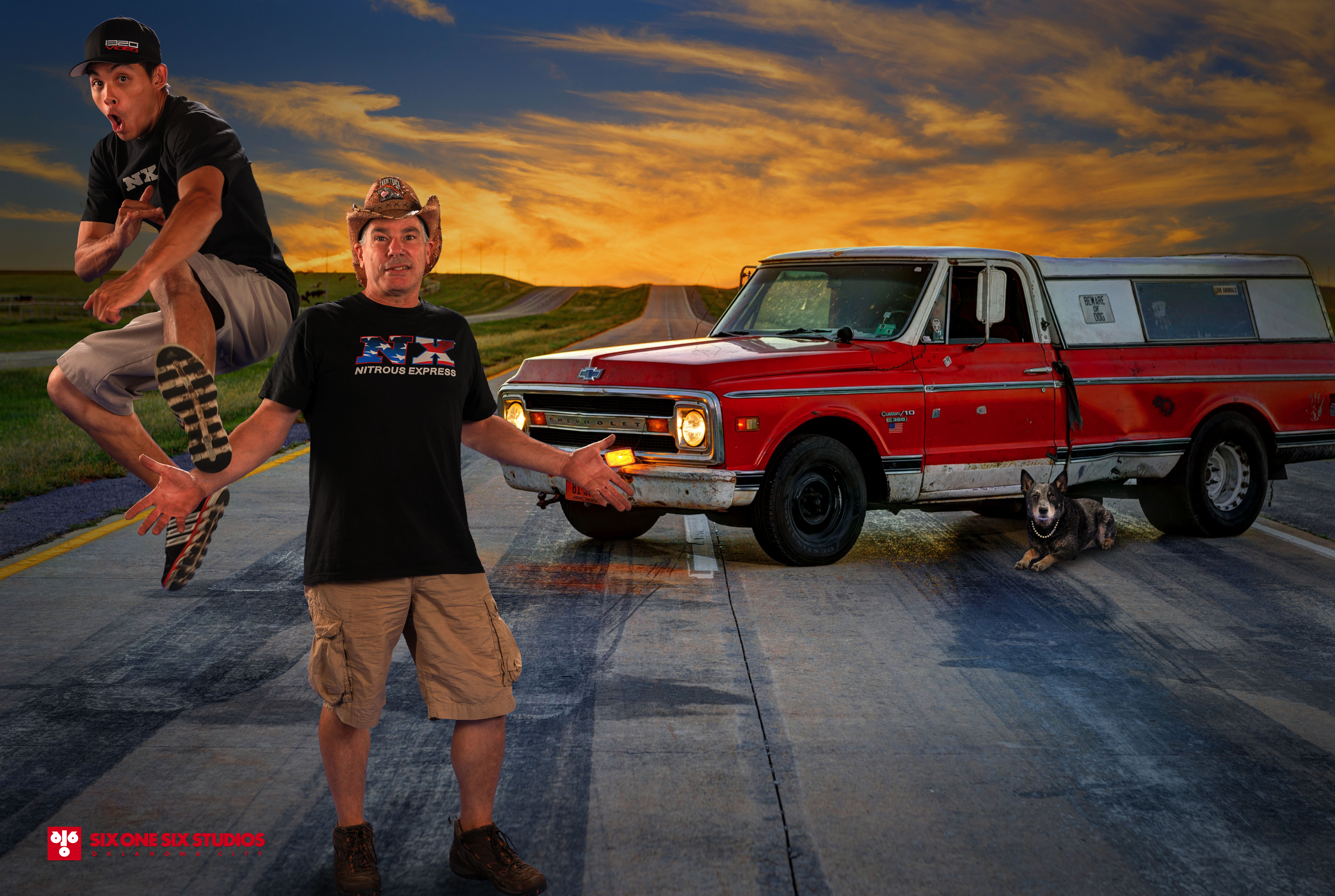 Street outlaws farm truck and asian dating 5