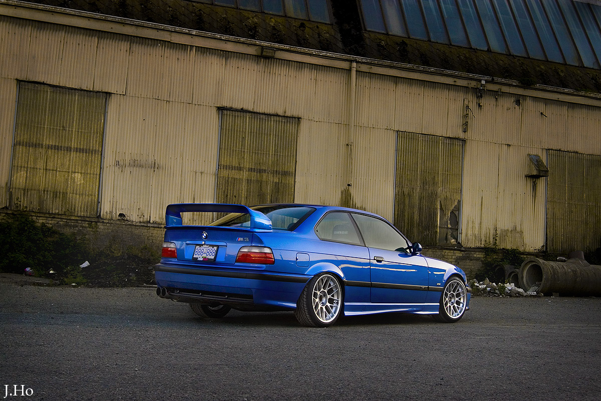bmw e36 m3 blue and grey   bmw owners